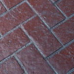 New Brick Herringbone -14a