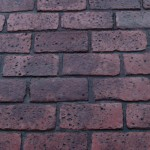Old Chicago Running Bond Brick -25a